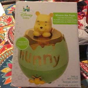 Disney baby Pooh cool mist humidifier